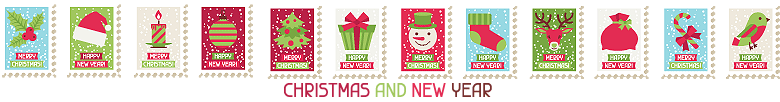 Christmas & New Year | Thematic Collection of Stock Photos and Vector Clipart | CLIPARTO / 28