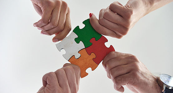Business puzzle solution